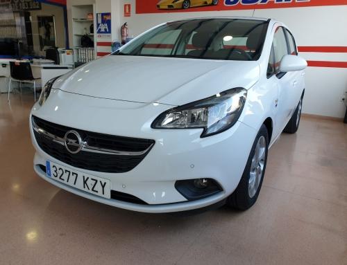 Opel Corsa, el vehículo de alquiler perfecto para tus vacaciones en Denia