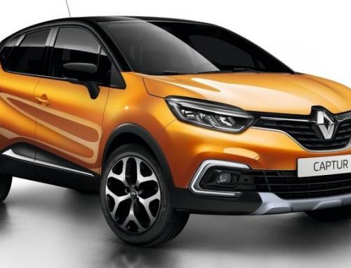 Renault Captur, el nuevo vehículo de alquiler en nuestra flota