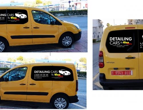 Servicio profesional de lavado de vehículos en Calpe (Alicante)